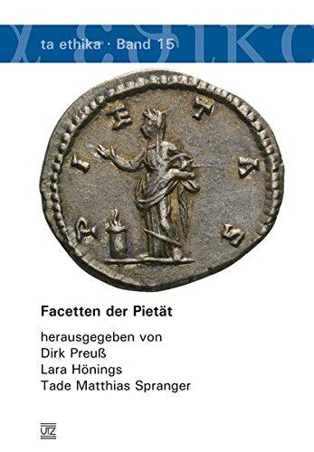 Facetten der Pietät: Dirk Preuß