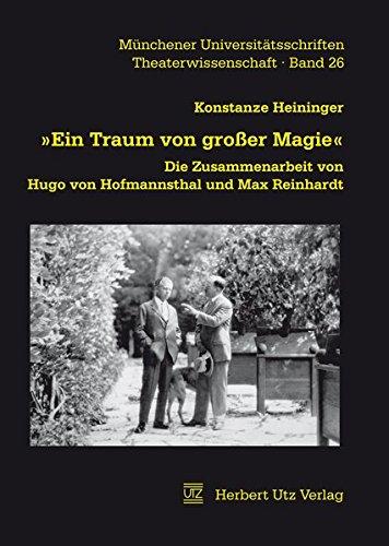 Ein Traum von großer Magie«: Konstanze Heininger