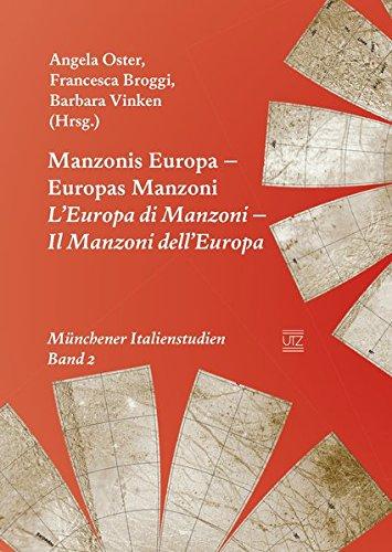Manzonis Europa- Europas Manzoni