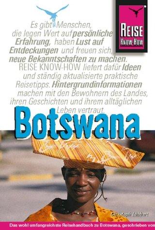 9783831710300: Botswana Reisehandbuch.