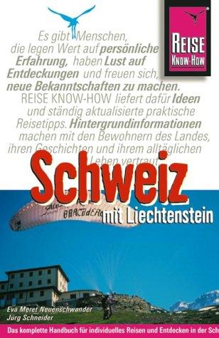 9783831710645: Schweiz mit Liechtenstein