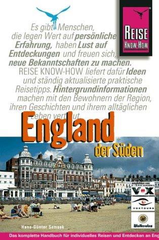 9783831712533: England. Der Süden (Reise Know-How);