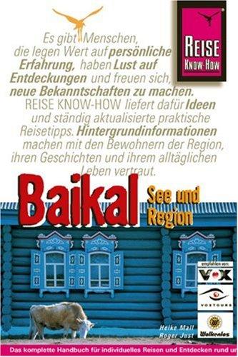 9783831713745: Baikalregion. Reisehandbuch