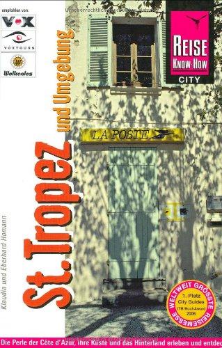 9783831714797: St.Tropez und Umgebung. City Guide
