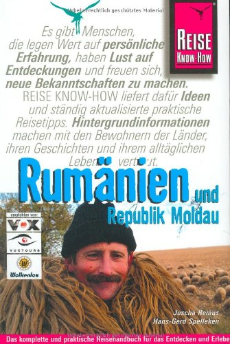 9783831714841: Rumänien und Republik Moldau Reisehandbuch