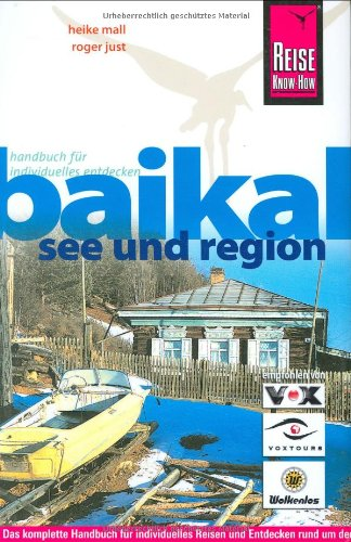 9783831715466: Baikalregion. Reisehandbuch