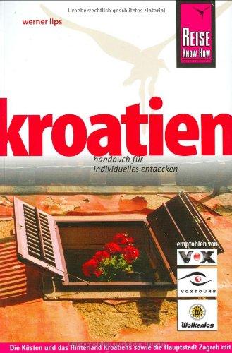9783831715664: Kroatien. Reisehandbuch/Reise Know - How