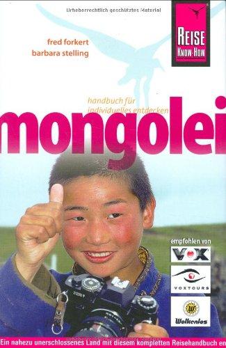 9783831715695: Mongolei: Das komplette Handbuch für individuelles Reisen und Entdecken