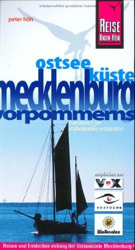 9783831715725: Ostseeküste Mecklenburg-Vorpommerns: Urlaubshandbuch zum Erleben und Entdecken