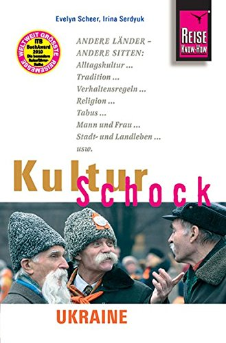9783831716265: Reise Know-How KulturSchock Ukraine