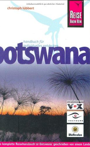9783831716371: Botswana Reisehandbuch