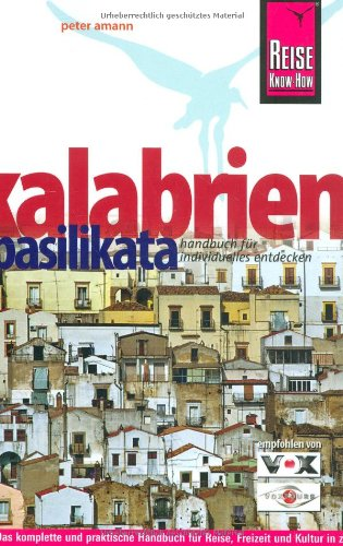 9783831716555: Kalabrien, Basilikata