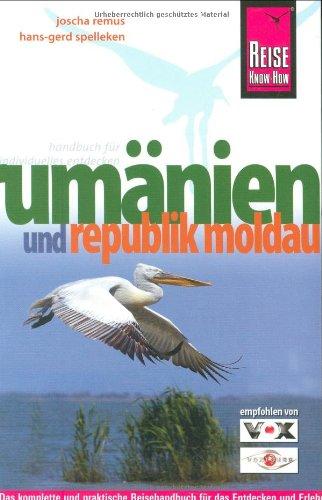 9783831716661: Rumänien und Republik Moldau Reisehandbuch