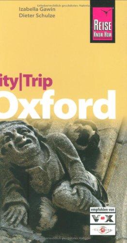 9783831716890: CityTrip Oxford