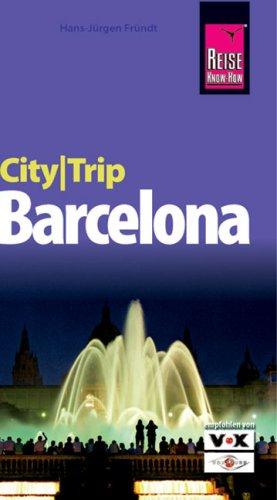 9783831718085: CityTrip Barcelona