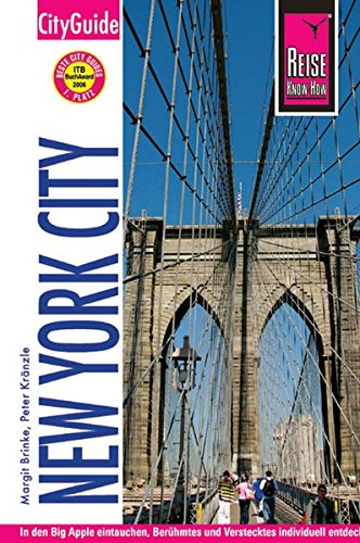 9783831718351: CityGuide New York City: In den Big Apple eintauchen, Berühmtes und Verstecktes individuell entdecken