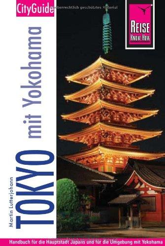 9783831718832: CityGuide Tokyo mit Yokohama