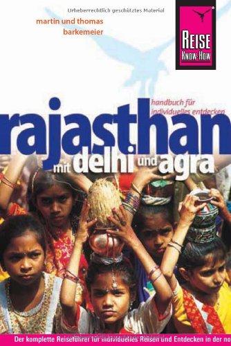 9783831719426: Rajasthan: Mit Delhi und Agra