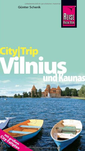 9783831720019: CityTrip Vilnius und Kaunas