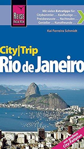 9783831720774: Reise Know-How CityTrip Rio de Janeiro: Reiseführer mit Faltplan