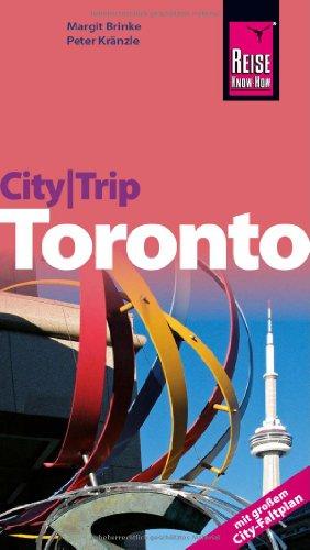 9783831721368: Reise Know-How CityTrip Toronto: Reiseführer mit Faltplan