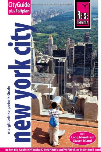 9783831721498: Reise Know-How CityGuide New York City: Reiseführer mit Faltplan
