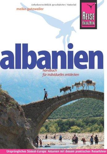 9783831721948: Reise Know-How Albanien