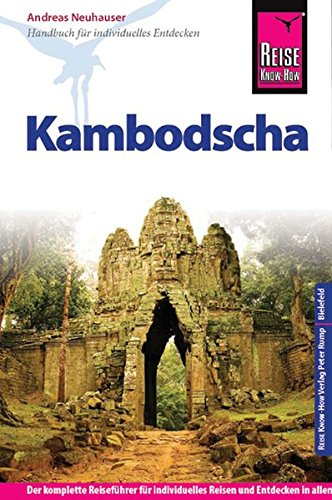 9783831722273: Reise Know-How Kambodscha