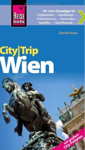9783831722525: Reise Know-How CityTrip Wien: Reiseführer mit Faltplan