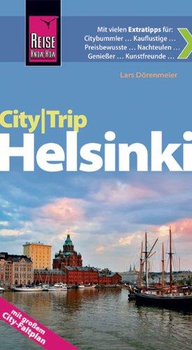 9783831722792: Reise Know-How CityTrip Helsinki: ReiseführermitFaltplan