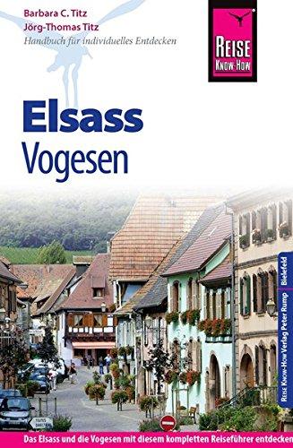 9783831722969: Reise Know-How Elsass und Vogesen