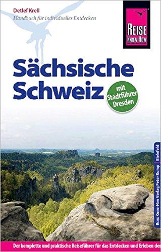 9783831723669: Reise Know-How Sächsische Schweiz mit Stadtführer Dresden