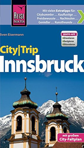 9783831724819: Reise Know-How CityTrip Innsbruck