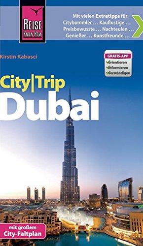 9783831725052: Reise Know-How CityTrip Dubai: Reiseführer mit Faltplan und kostenloser Web-App