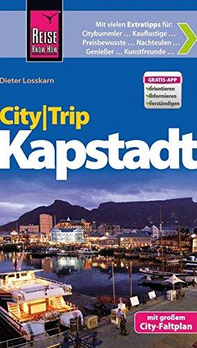 9783831726691: Reise Know-How CityTrip Kapstadt: Reisef�hrer mit Faltplan