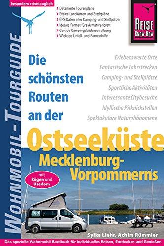 9783831726905: Reise Know-How Wohnmobil-Tourguide Ostseeküste Mecklenburg-Vorpommerns mit Rügen und Usedom: Die schönsten Routen