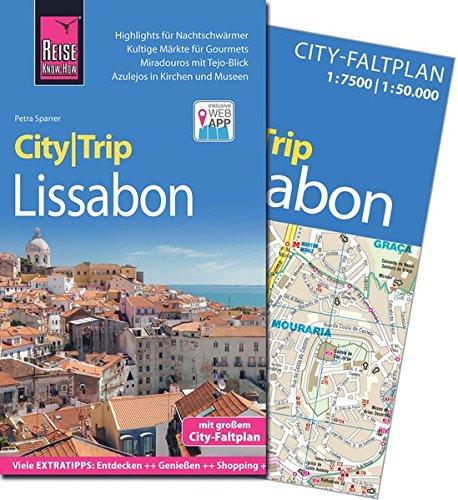 9783831727858: Reise Know-How CityTrip Lissabon: Reiseführer mit Faltplan und kostenloser Web-App