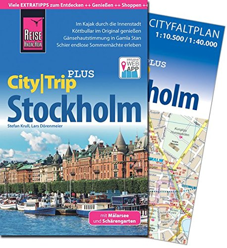 Reise Know-How Reiseführer Stockholm (CityTrip PLUS) mit: Lars Dörenmeier; Stefan