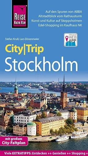 Reise Know-How CityTrip Stockholm: Dörenmeier, Lars /