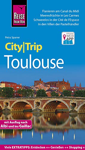 Reise Know-How CityTrip Toulouse: Petra Sparrer