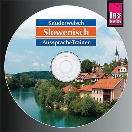 9783831760510: Slowenisch Wort für Wort. Kauderwelsch AusspracheTrainer. CD
