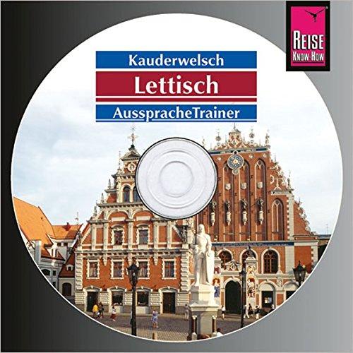 9783831760886: Lettisch Wort für Wort. Kauderwelsch AusspracheTrainer. CD