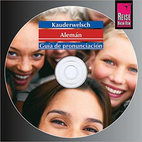 9783831761043: Aleman. Palabra por palabra. Kauderwelsch AusspracheTrainer. CD