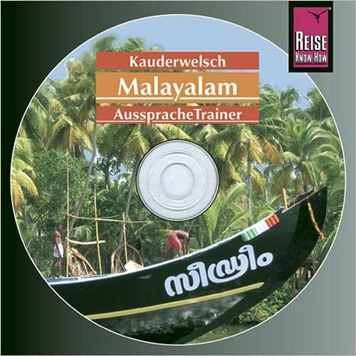 9783831761067: Malayalam für Kerala. Kauderwelsch AusspracheTrainer. CD