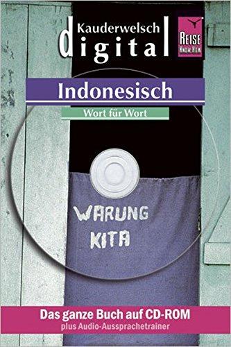 9783831761302: Indonesisch Wort f�r Wort. Kauderwelsch digital. CD-ROM f�r Windows 98 SE/Apple Macintosh ab OS X 10.2.2