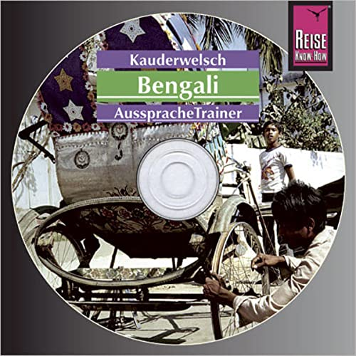 9783831761487: Reise Know-How AusspracheTrainer Bengali: Kauderwelsch-CD