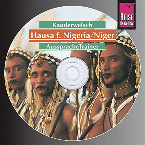 9783831761494: Hausa, Wort für Wort. Kauderwelsch-CD