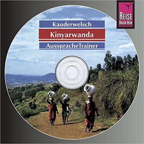 Kinyarwanda AusspracheTrainer, 1 Audio-CD: Dekempe, Karel