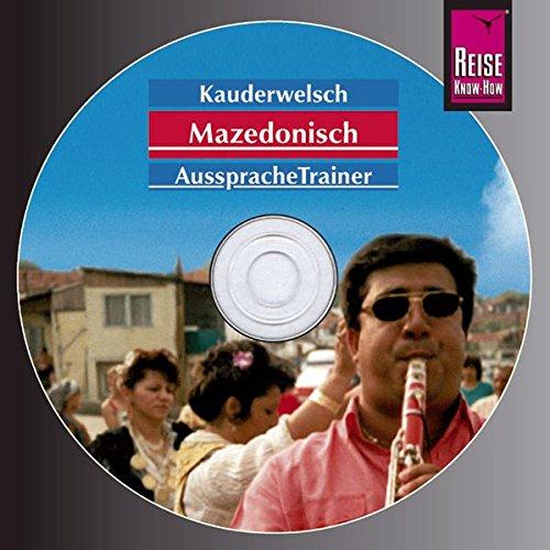 9783831761906: Mazedonisch / Makedonisch Wort für Wort: Mazedonisch. Kauderwelsch AusspracheTrainer. CD