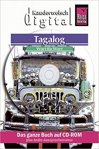 9783831762040: Tagalog Wort f�r Wort. Kauderwelsch digital. CD-ROM f�r Windows ab 95